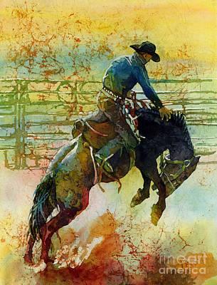 Cowboy Hats Art