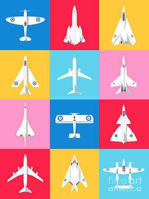 F15 Digital Art