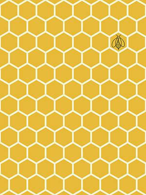 Honeycomb Digital Art