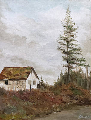 Painting - Gunderson by James Andrews