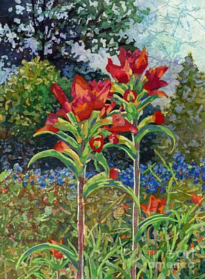 Wildflowers Original Artwork