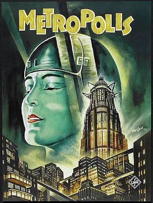 Metropolis Wall Art