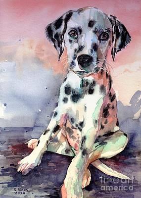 Dalmatian Paintings