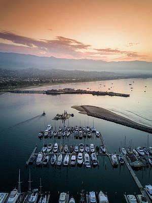 Photograph - Santa Barbara sunrise by Seascaping Photography