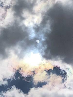 Photograph - Sun Struck Pt. 2 by Fostering Creation