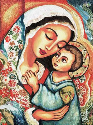 Divine Mother Wall Art