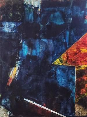 Painting - Eternal Potential by Eliaichi Kimaro
