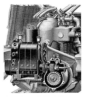 Engine Component Prints