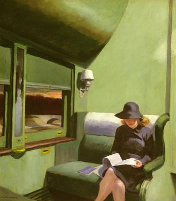 Passenger Train Prints