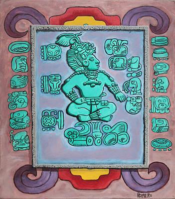 Designs Similar to Mayan Prince by Antonio Romero