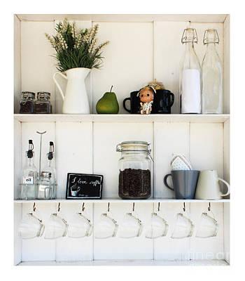 Designs Similar to Coffee White Shelves On A White