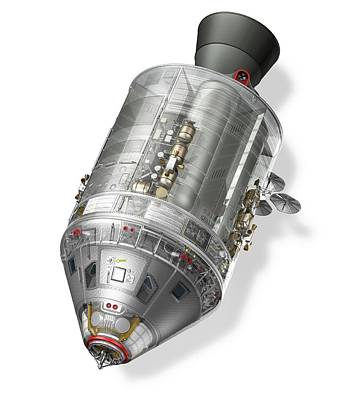 Designs Similar to Apollo Command Service Module