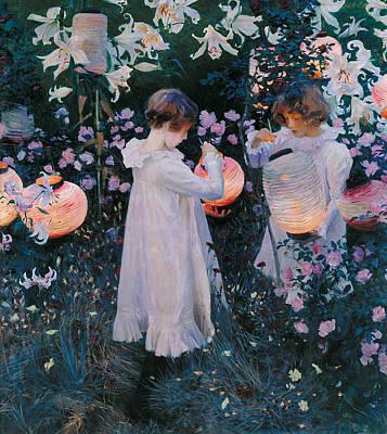 John Singer Sargent Art