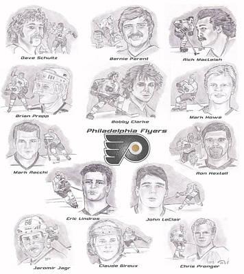 Brian Propp Prints