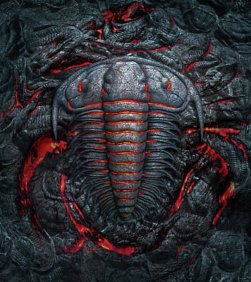 Trilobite Art
