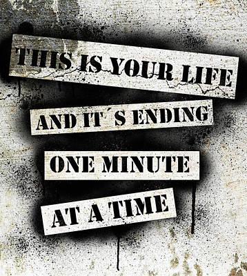 Ending Life Art