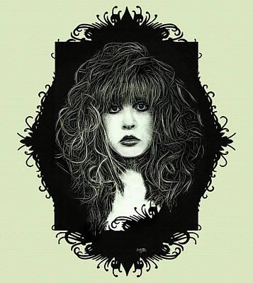 Designs Similar to Stevie Nicks by Mal Bray