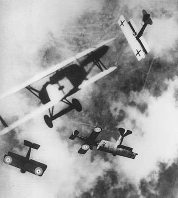 Designs Similar to Dogfight by Hulton Archive