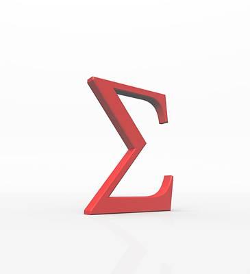 Designs Similar to Greek Letter Sigma, Upper Case
