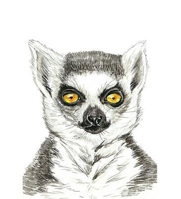 Designs Similar to Lemur by Katerina Kirilova