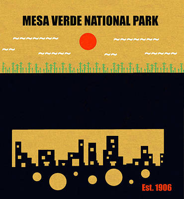 Designs Similar to Mesa Verde N. P. M Series