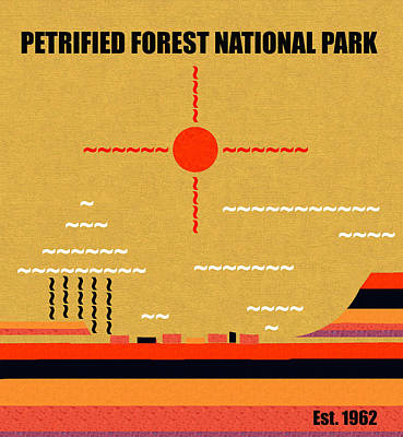 Designs Similar to Petrified Forest N. P. M Series