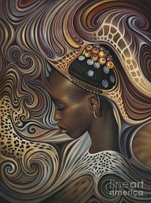 African Women Paintings