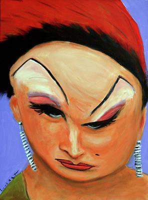 Painting - Divine by Jeff Hughart