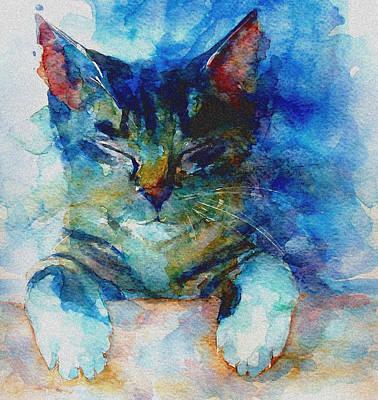 Feline Art Prints