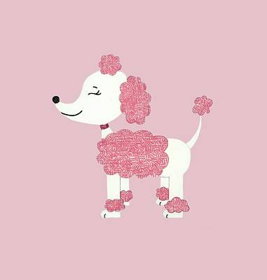 Teacup Poodle Drawings