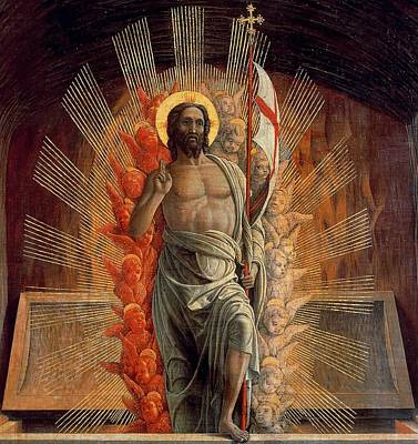 Designs Similar to Resurrection by Andrea Mantegna