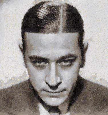 Designs Similar to George Raft Hollywood Actor