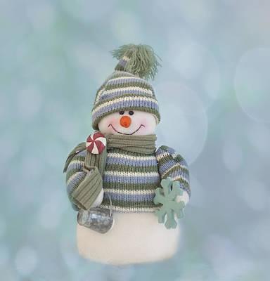 Snowman Photographs