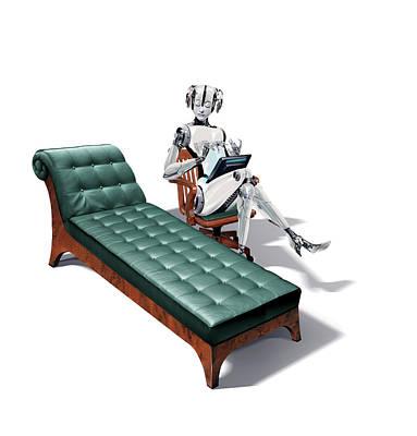 Designs Similar to Robot Psychotherapist