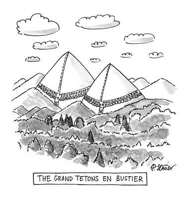Teton Drawings