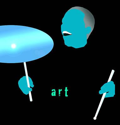 Victor Bailey: Drum Art