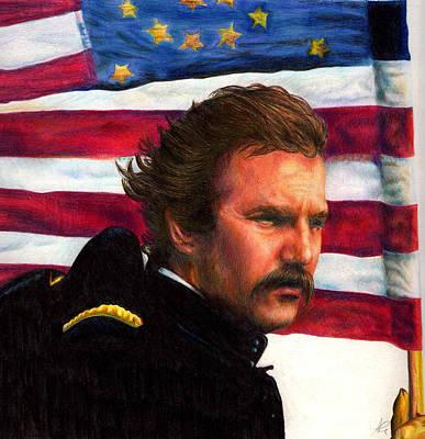 Kevin Costner Art