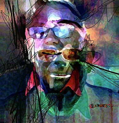 Distraught Digital Art Prints