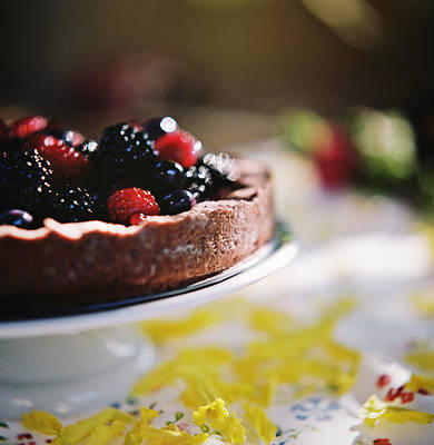 Designs Similar to Chocolate Berry Tart
