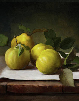 Quince Paintings