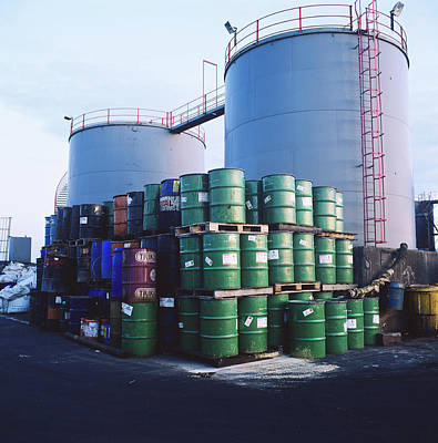 Designs Similar to Chemical Waste Disposal Site