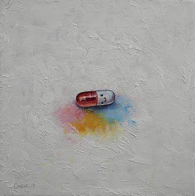 Medication Paintings
