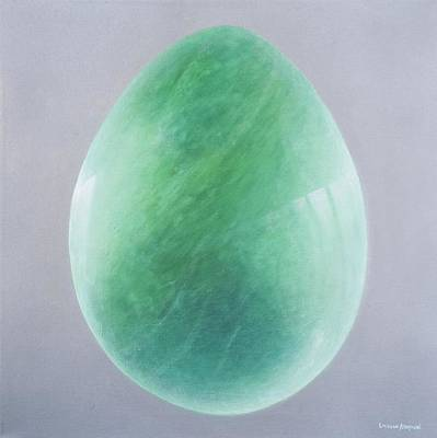 Designs Similar to Jade Egg, 2014 Oil On Canvas