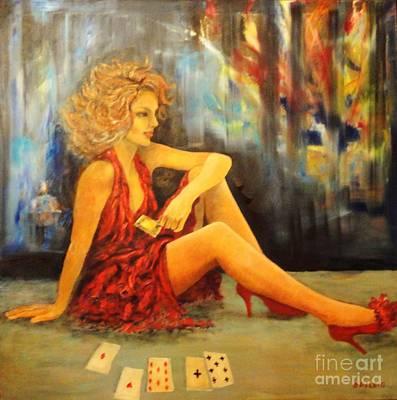 Gambler Paintings