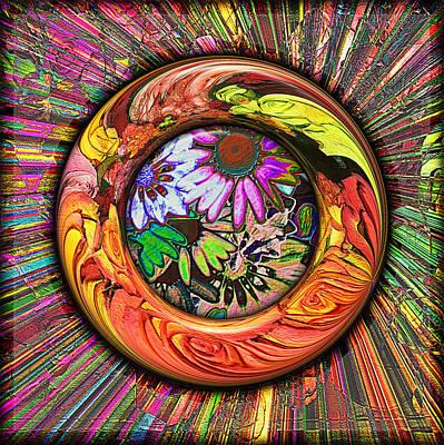 Look Through Any Window Digital Art