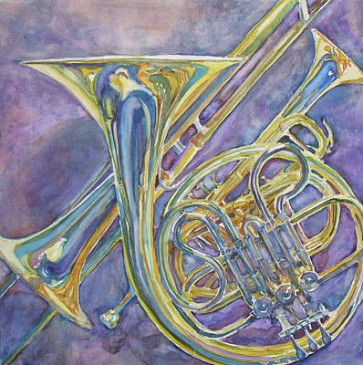 Trombone Paintings