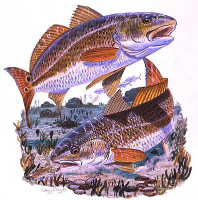 Louisiana Alligator Paintings