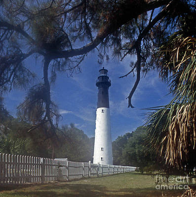 Hunting Island Lighthouse Posters