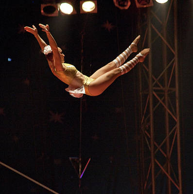 Ron Morecraft: Circus Circus Art