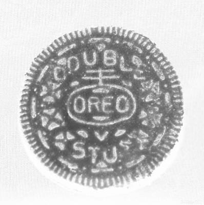 Designs Similar to O R E O In Black Negative